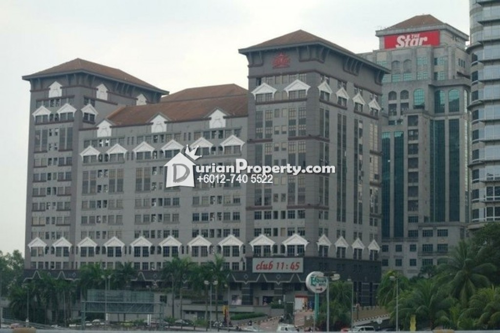 Office For Rent at Phileo Damansara 2, Petaling Jaya