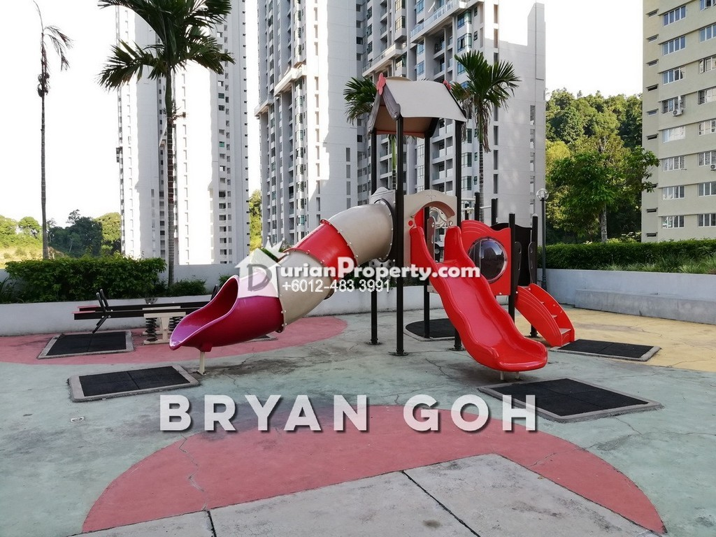 Apartment For Rent at Taman Bukit Erskine, Tanjung Tokong