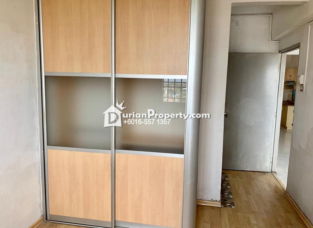 Condo For Sale at Widuri Apartment, Butterworth