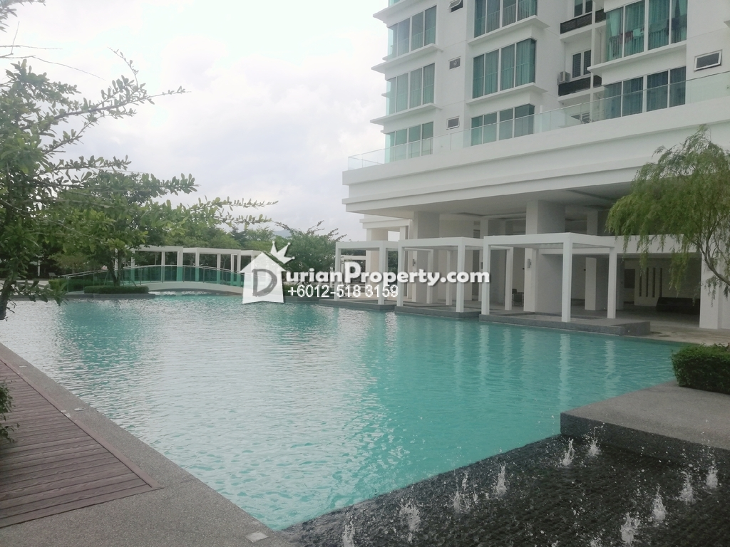Apartment For Sale at The Clovers, Sungai Ara