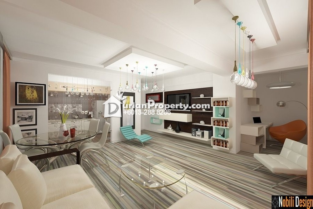 Condo For Sale at Putra One, Sungai Buloh