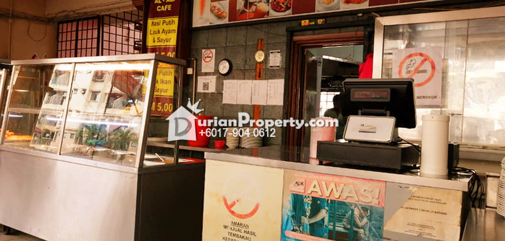 Apartment For Sale at Perdana Apartment, Shah Alam