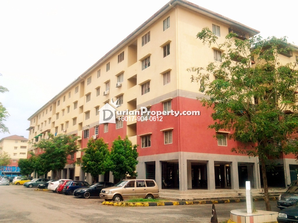 Condo For Sale at Flat PKNS, Section 7
