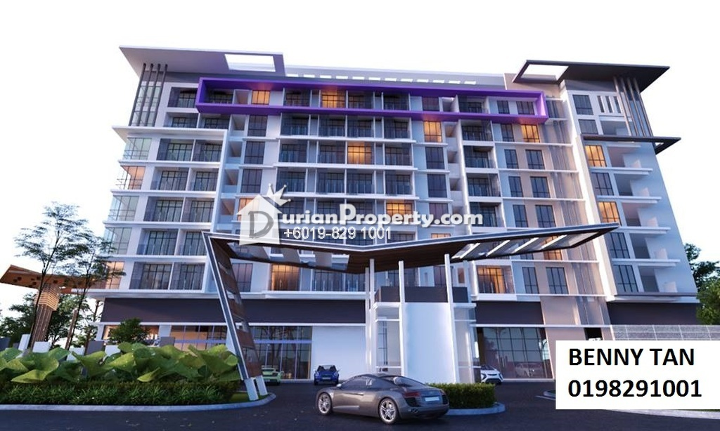 Apartment For Sale at Lot 16 Residency, Kuching