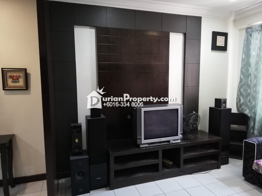 Condo For Sale at Garden Park, Bandar Sungai Long
