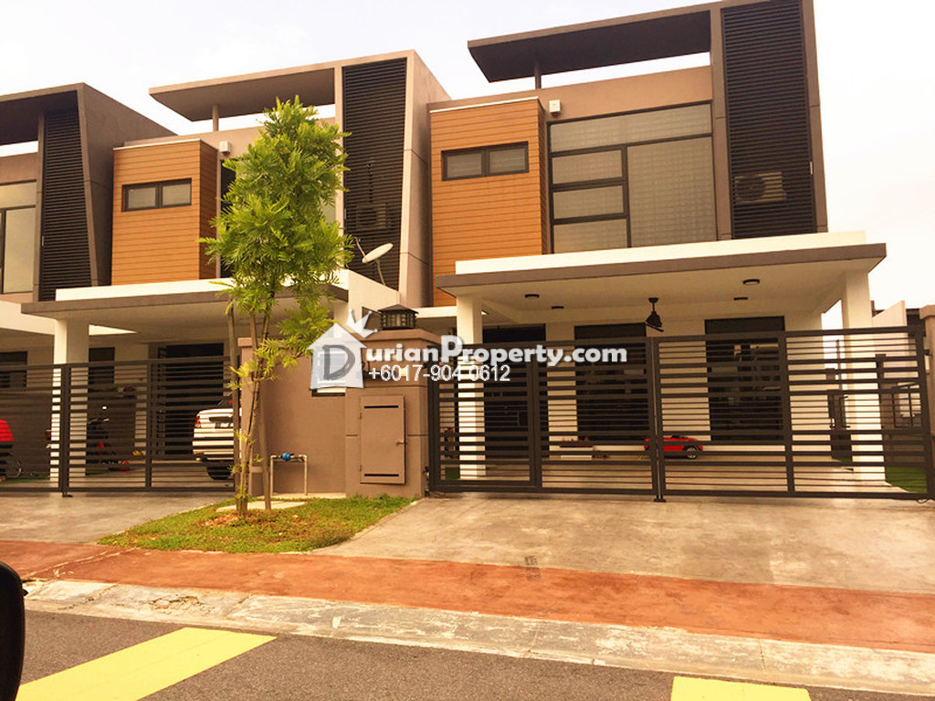 Terrace House For Sale at Cahaya Alam, Shah Alam
