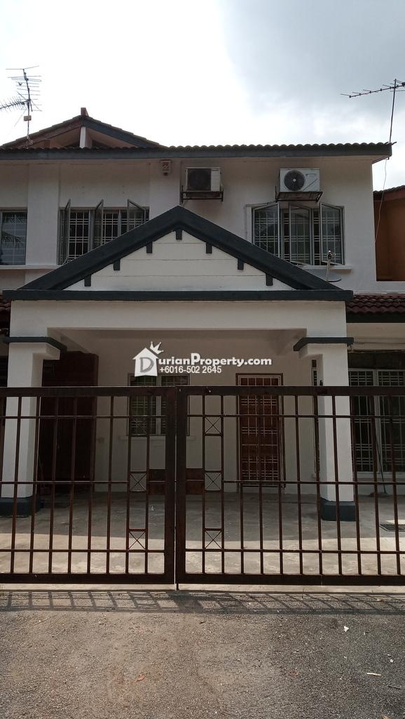Terrace House For Sale at Kawasan Industri Kota Kemuning, Kota Kemuning