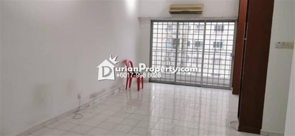 Apartment For Sale at Menara Menjalara, Bandar Menjalara