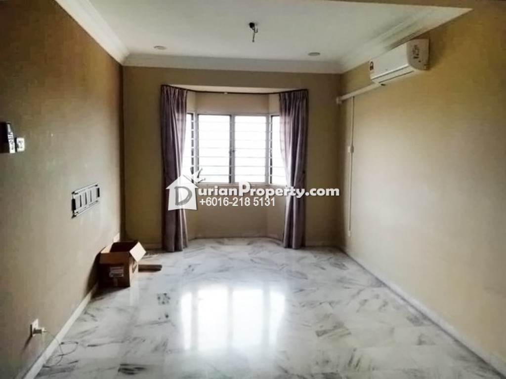 Apartment For Rent at Aman Puri, Kepong