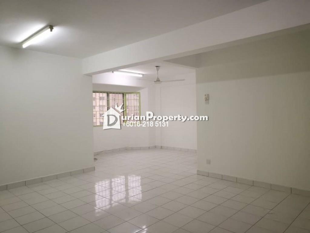 Apartment For Rent at Aman Dua, Kepong