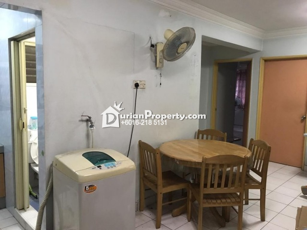 Apartment For Rent at Aman Dua, Kepong