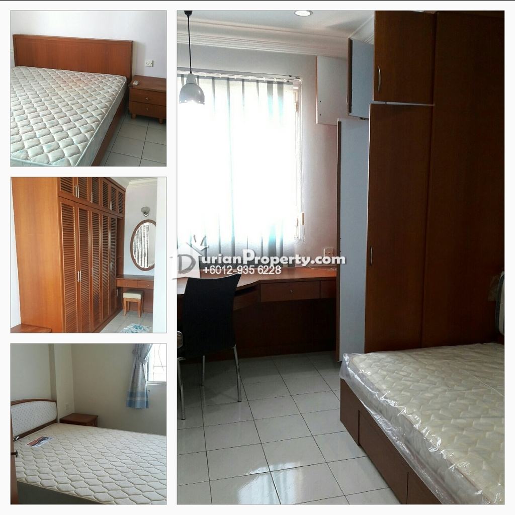 Condo For Rent at Villa Emas, Bayan Indah