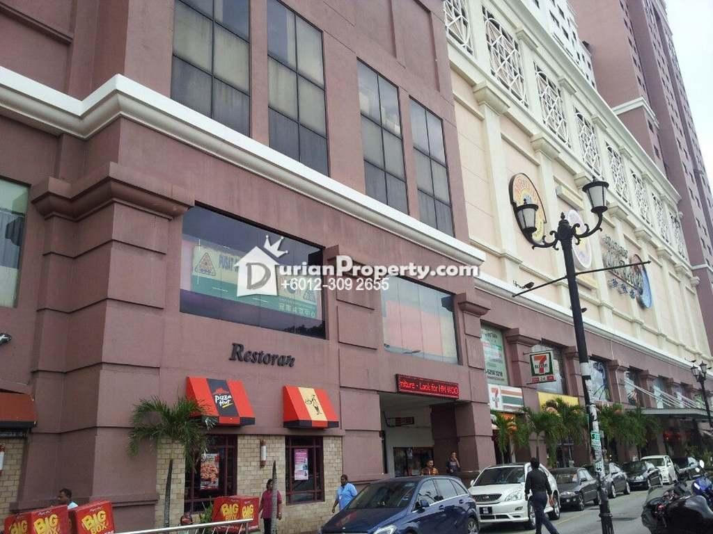 Retail Space For Rent at Villa Mutiara @ Kompleks Mutiara, Jalan Ipoh