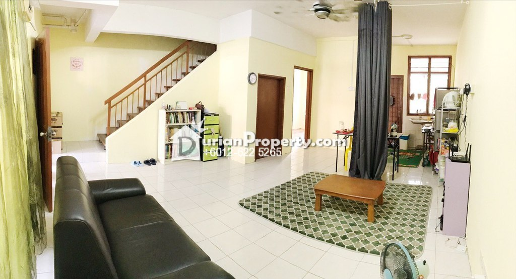 Terrace House For Sale at Bandar Saujana Putra, Jenjarom
