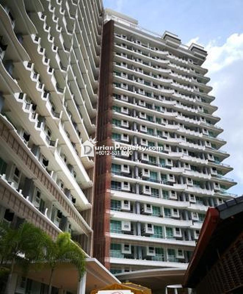 Condo For Auction at Armanee Condominium, Damansara Damai