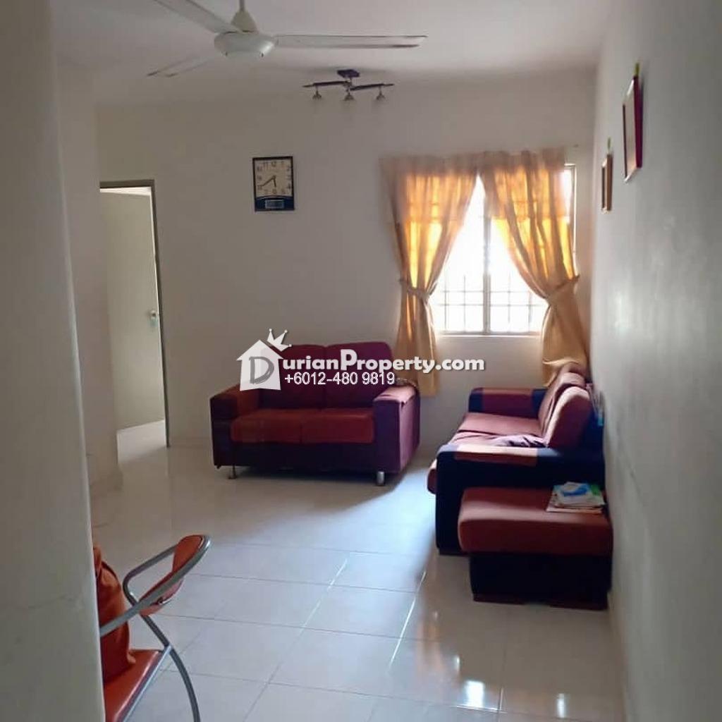 Apartment For Sale at Desa Pinang 2, Jelutong