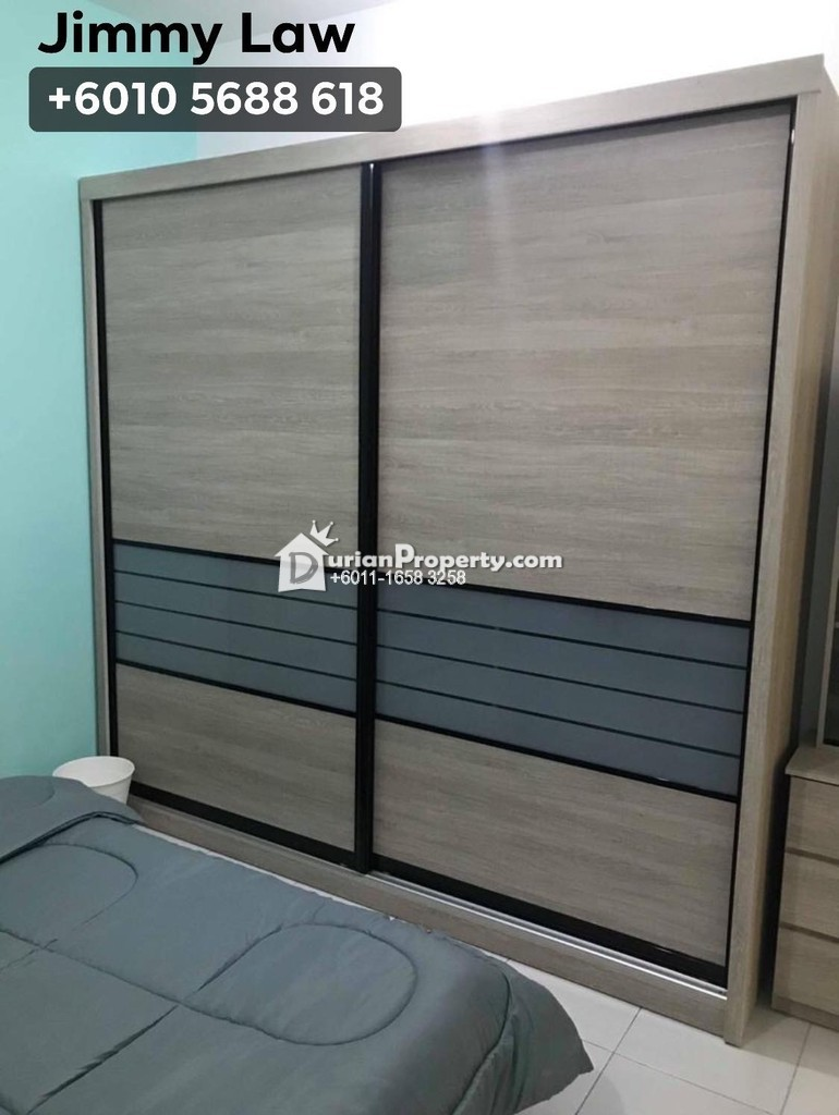 Apartment For Rent at Bandar Dato Onn, Johor Bahru