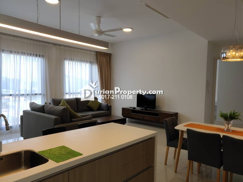 Condo For Rent at Tropicana Gardens, Kota Damansara