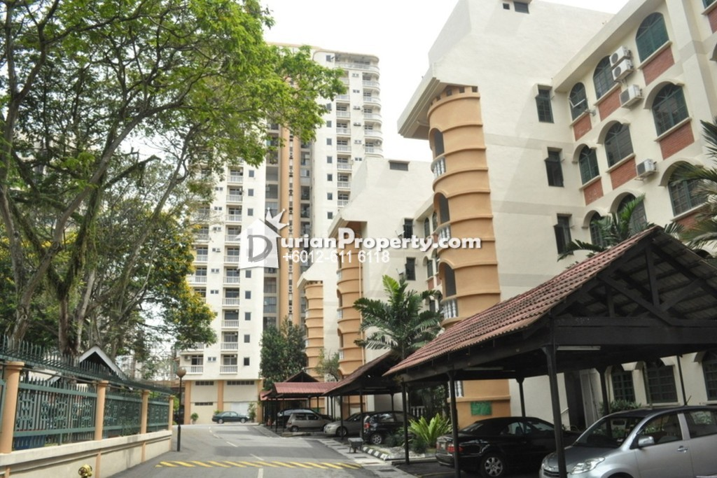 Condo For Rent at City Gardens, Bukit Ceylon