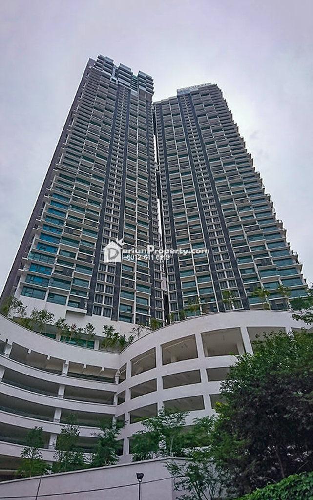 Condo For Rent at KL Eco City, Kuala Lumpur