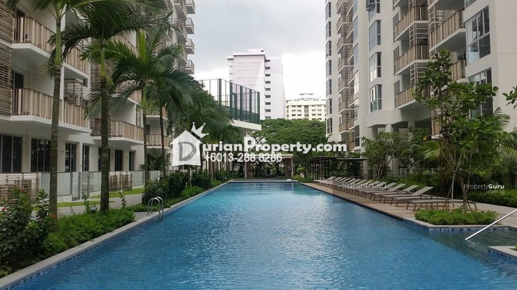 Condo For Sale at D'sara Villas, Bandar Sri Damansara