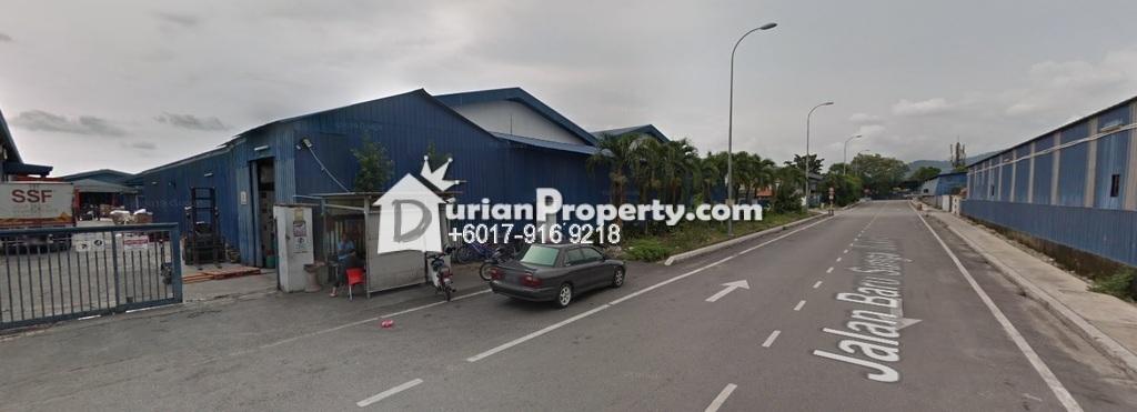 Detached Factory For Sale at Kampung Baru Sungai Buloh, Sungai Buloh