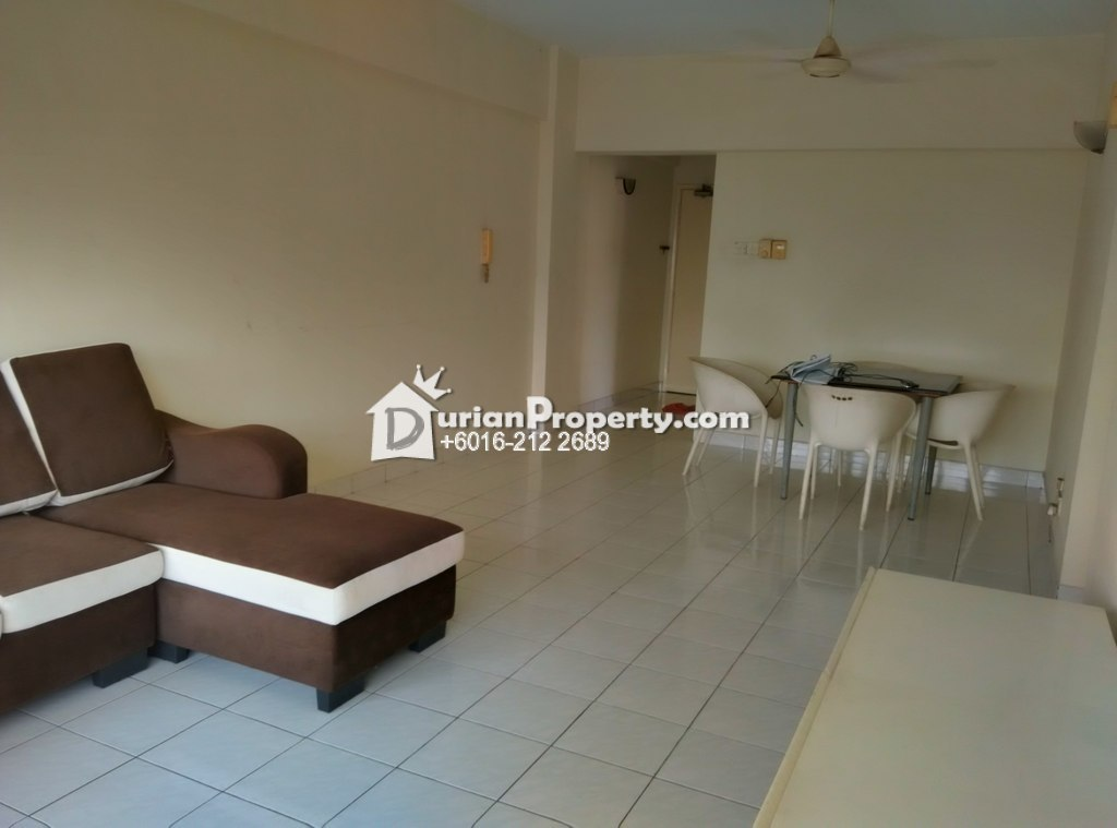 Condo For Rent at Sri Desa, Kuchai Lama