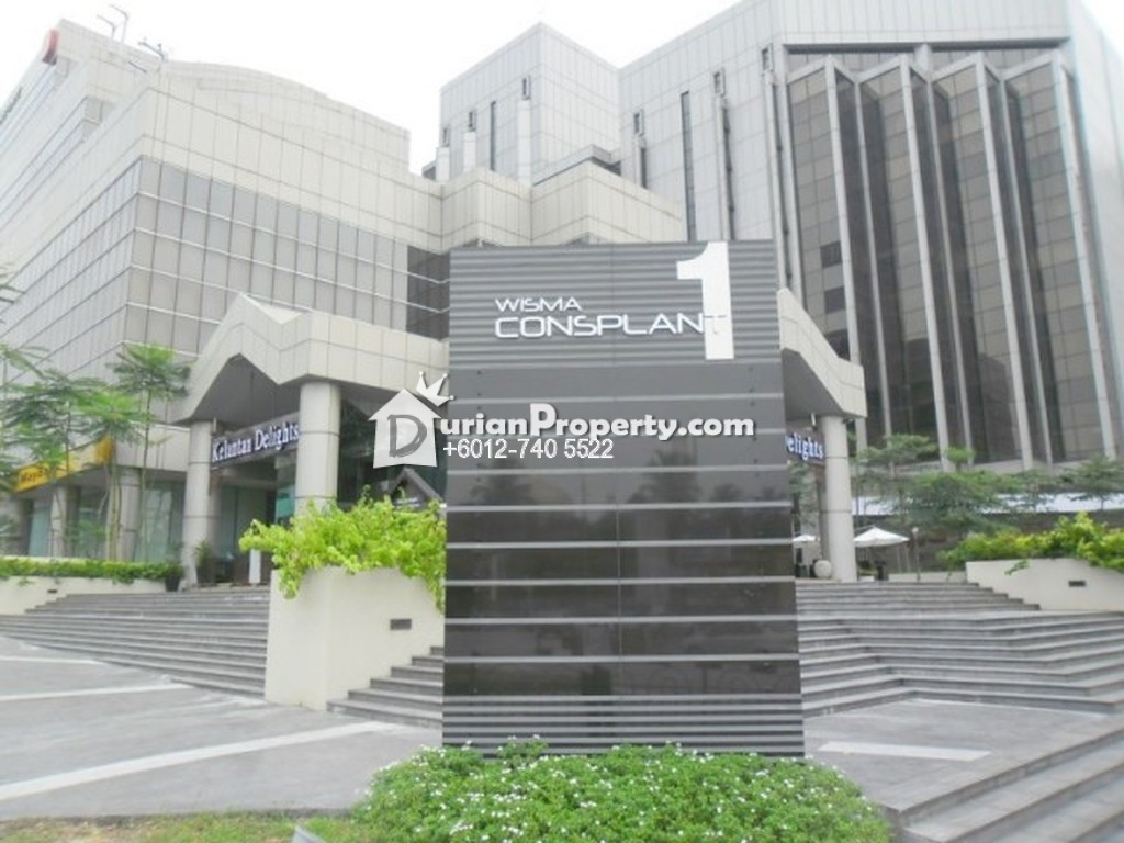 Office For Rent at Wisma Consplant, SS16