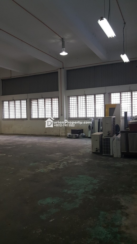 Detached Factory For Sale at Temasya Glenmarie, Glenmarie