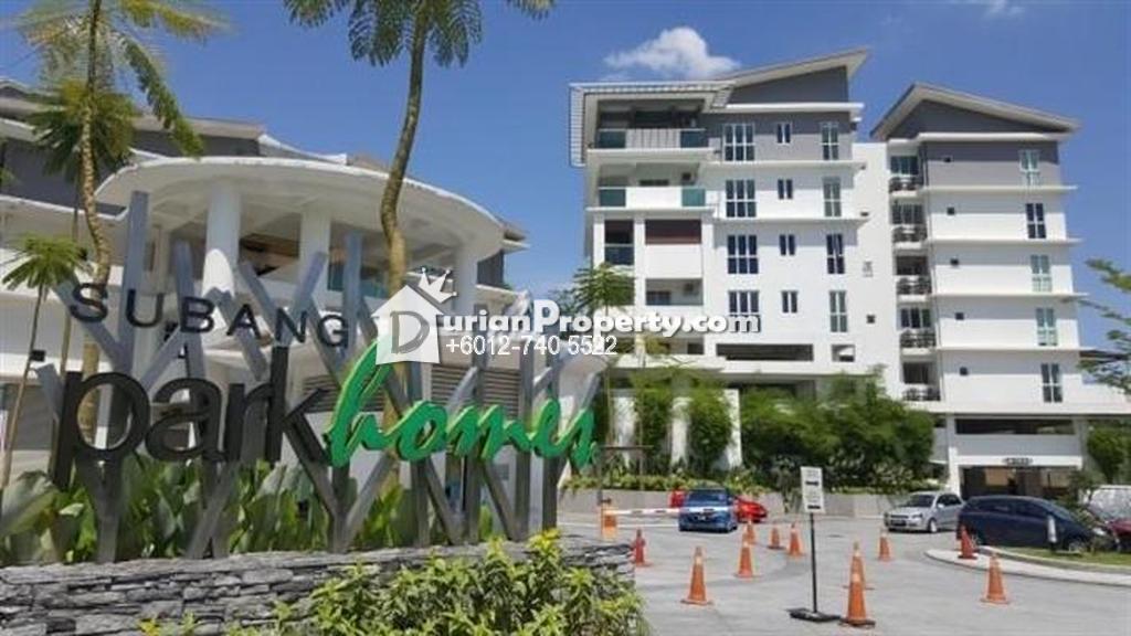 Condo For Sale at Subang Parkhomes, Subang Jaya