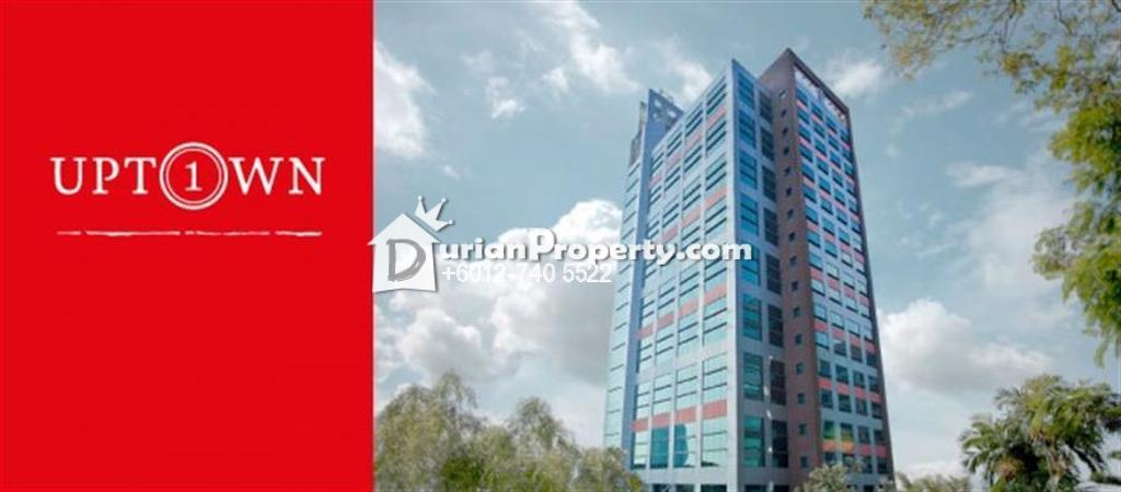 Office For Rent at Uptown Residences, Damansara Utama