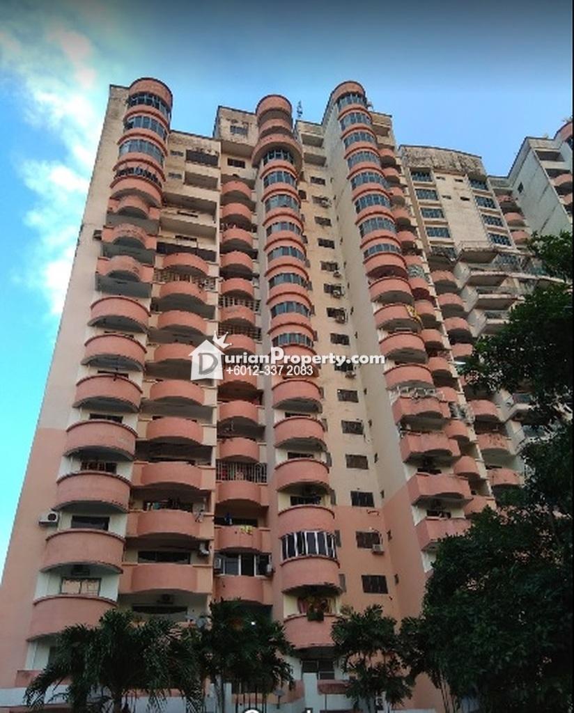 Condo For Sale at Bbk Condominium, Klang
