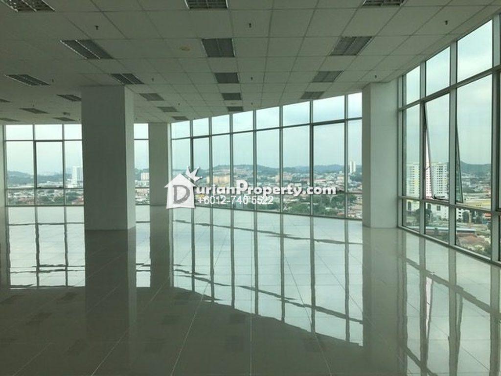 Office For Rent at Mines 2 Office Tower, Pusat Perdagangan Mines, Seri Kembangan