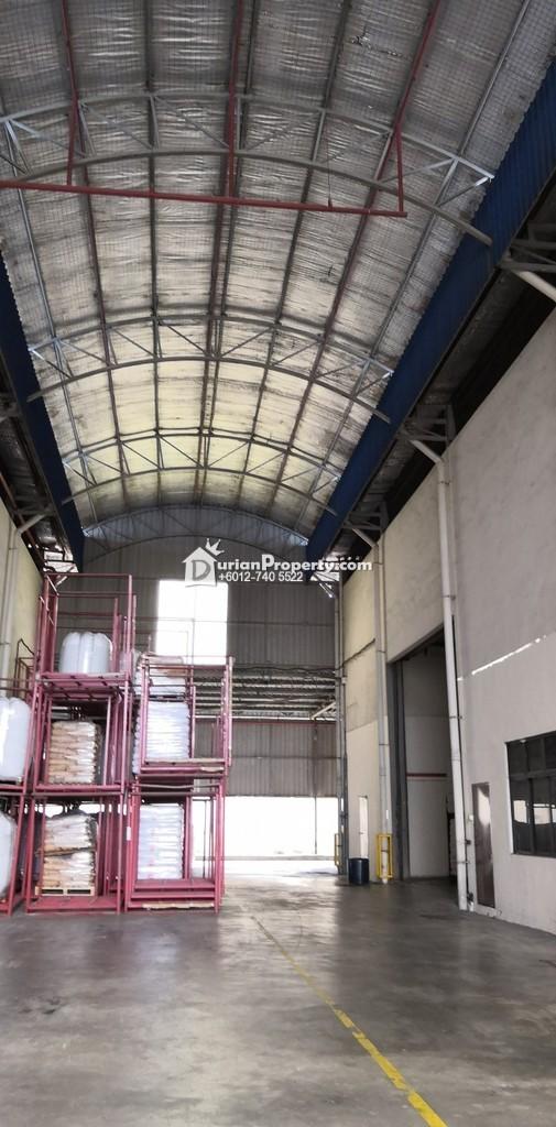 Detached Factory For Sale at Johor Bahru, Johor