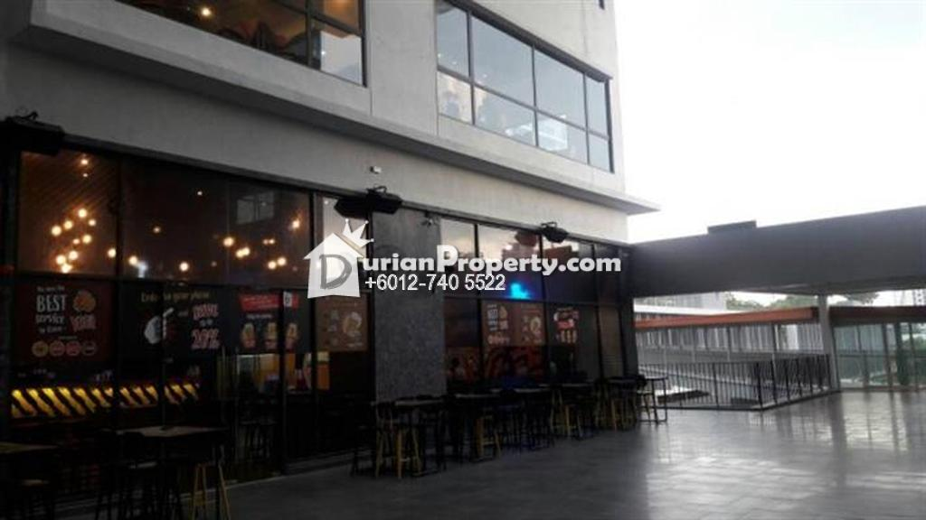 Retail Space For Rent at Sunway Geo Avenue, Bandar Sunway