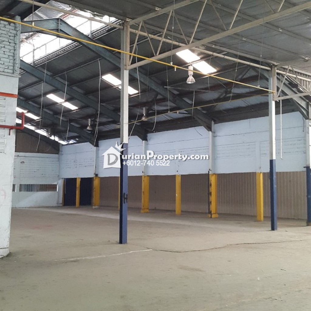Detached Factory For Rent at SS13, Subang Jaya