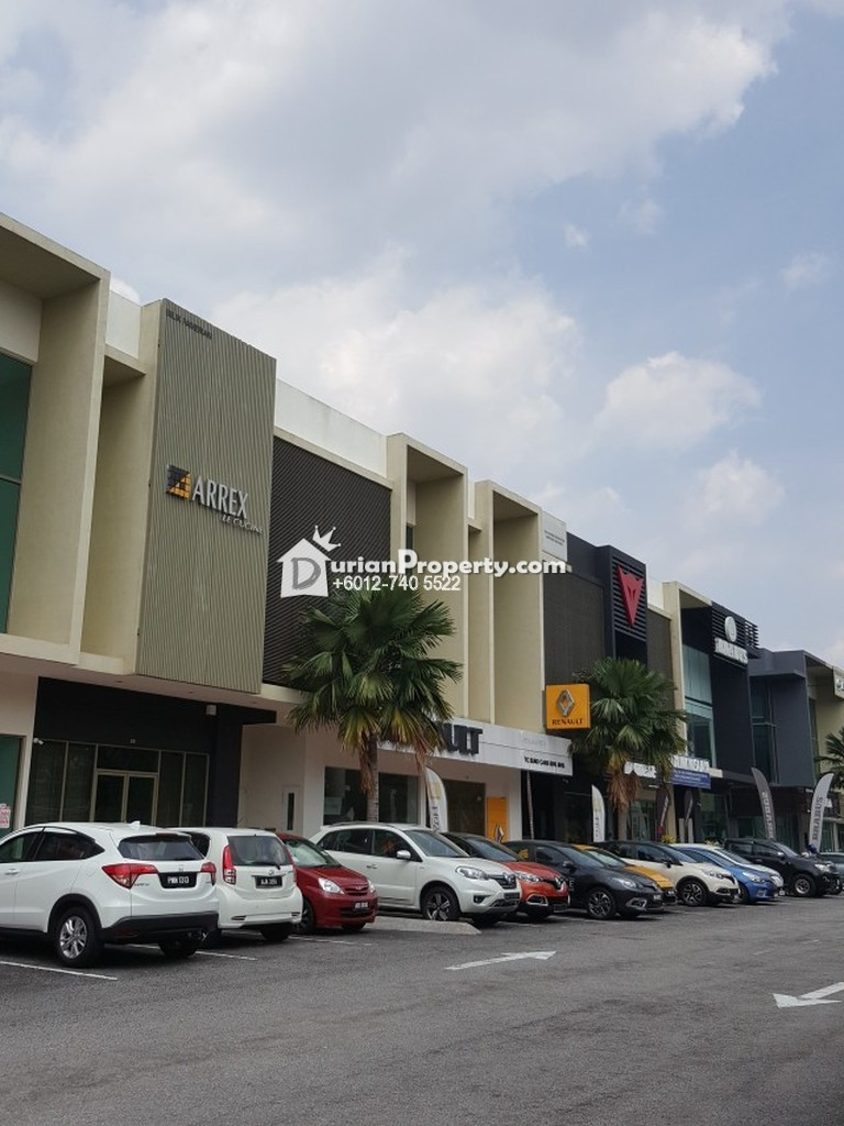 Shop Office For Rent at Temasya Glenmarie, Glenmarie