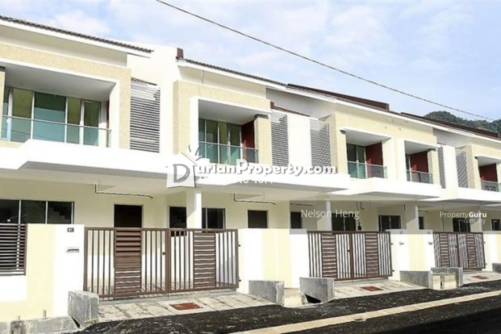 Terrace House For Sale at Bangi, Selangor