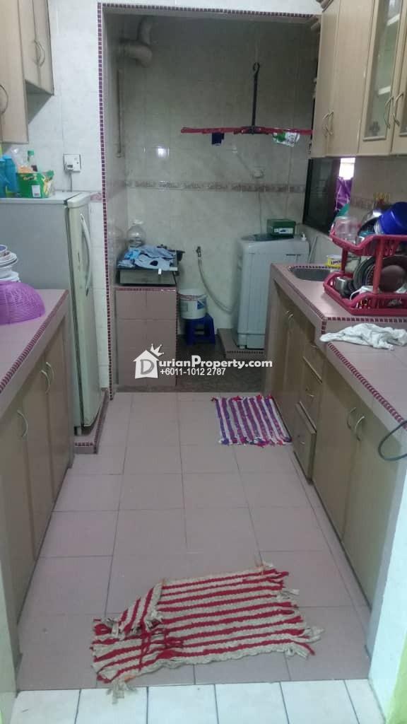 Apartment For Sale at Permai Apartment, Damansara Damai