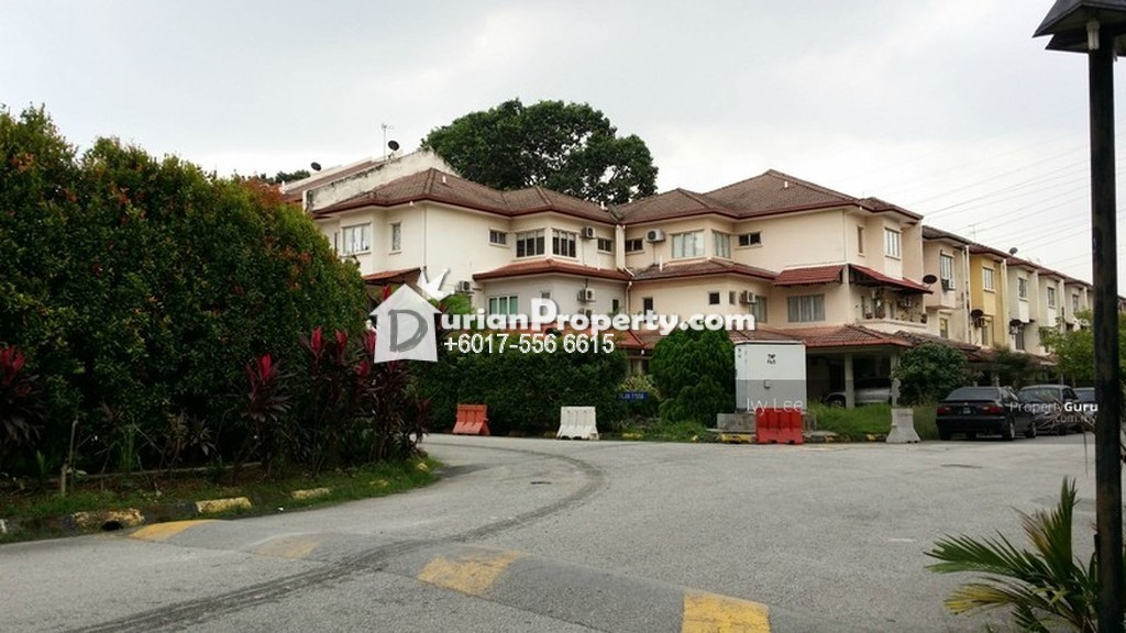 Townhouse For Sale at Taman OUG, Old Klang Road
