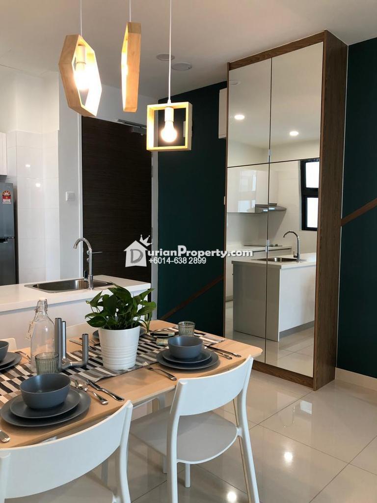 Serviced Residence For Rent at H2O Residences, Ara Damansara