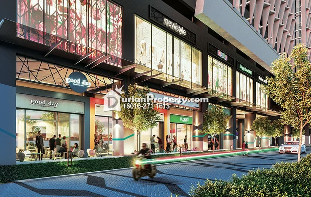 Apartment New Launch at Sunway GEO Flexi Suites, Bandar Sunway