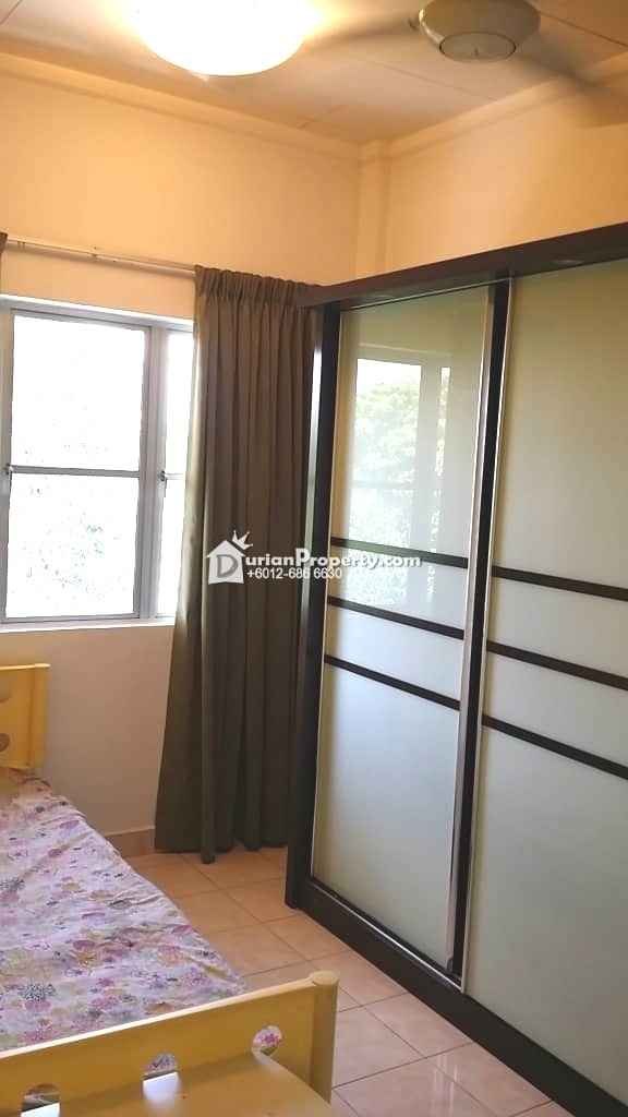Apartment For Sale at Sri Ara Apartment, Ara Damansara