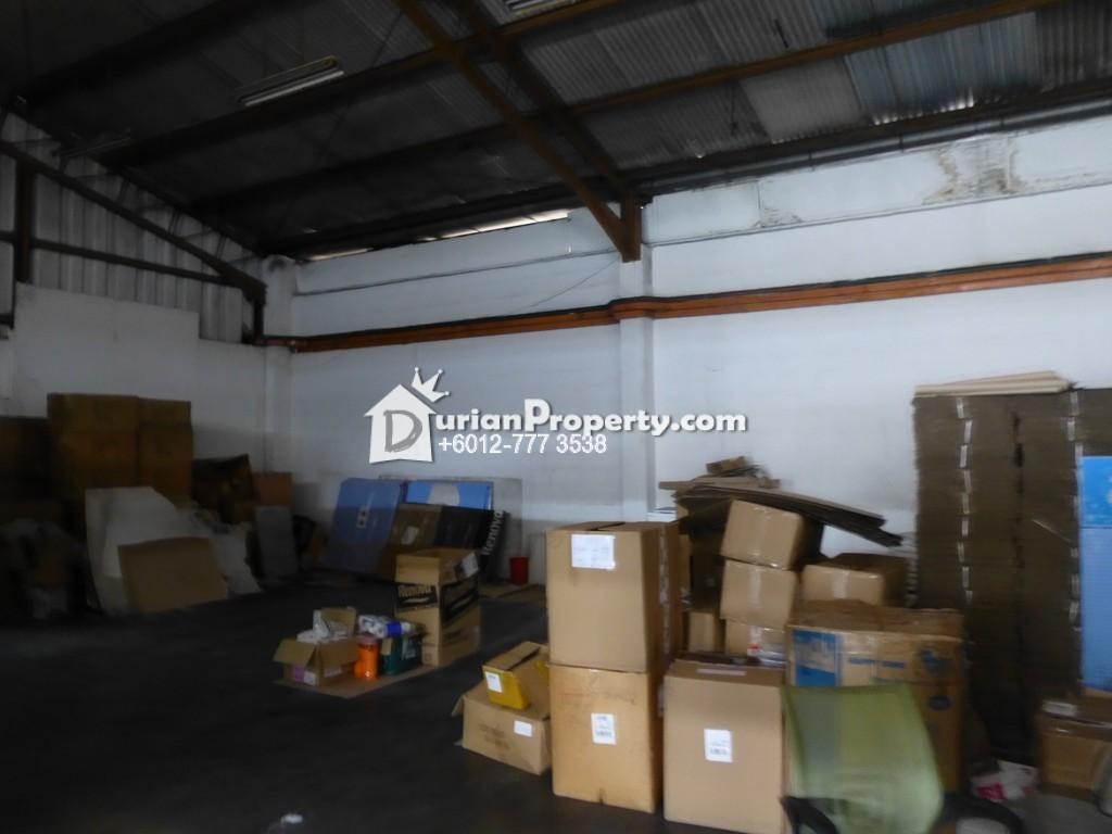Semi-D Warehouse For Rent at Section 51A, Petaling Jaya
