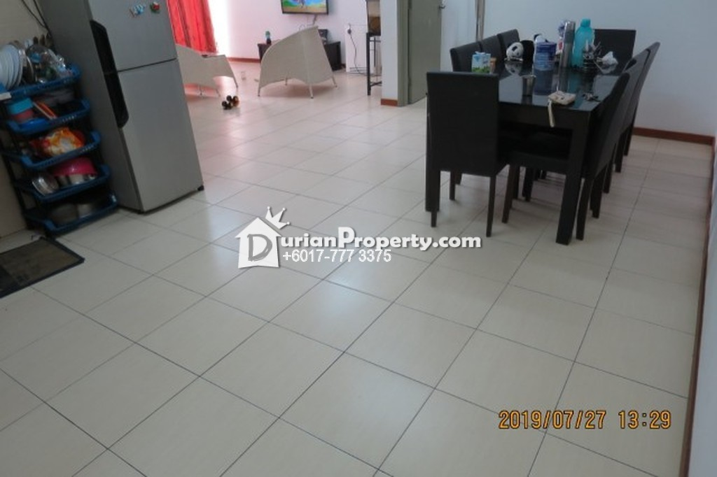 Serviced Residence For Sale at Plaza Medan Putra, Bandar Menjalara