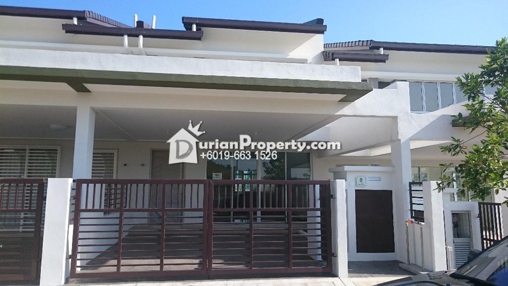 Terrace House For Sale at Bandar Ainsdale, Seremban