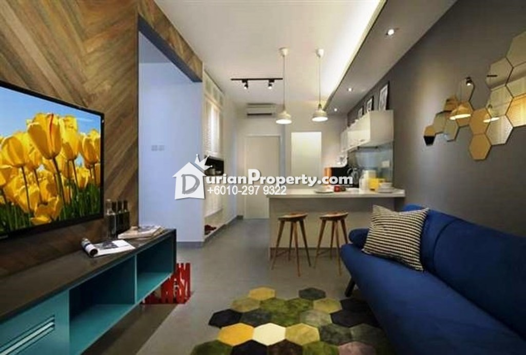 Condo Duplex For Sale at Taman Midah, Cheras