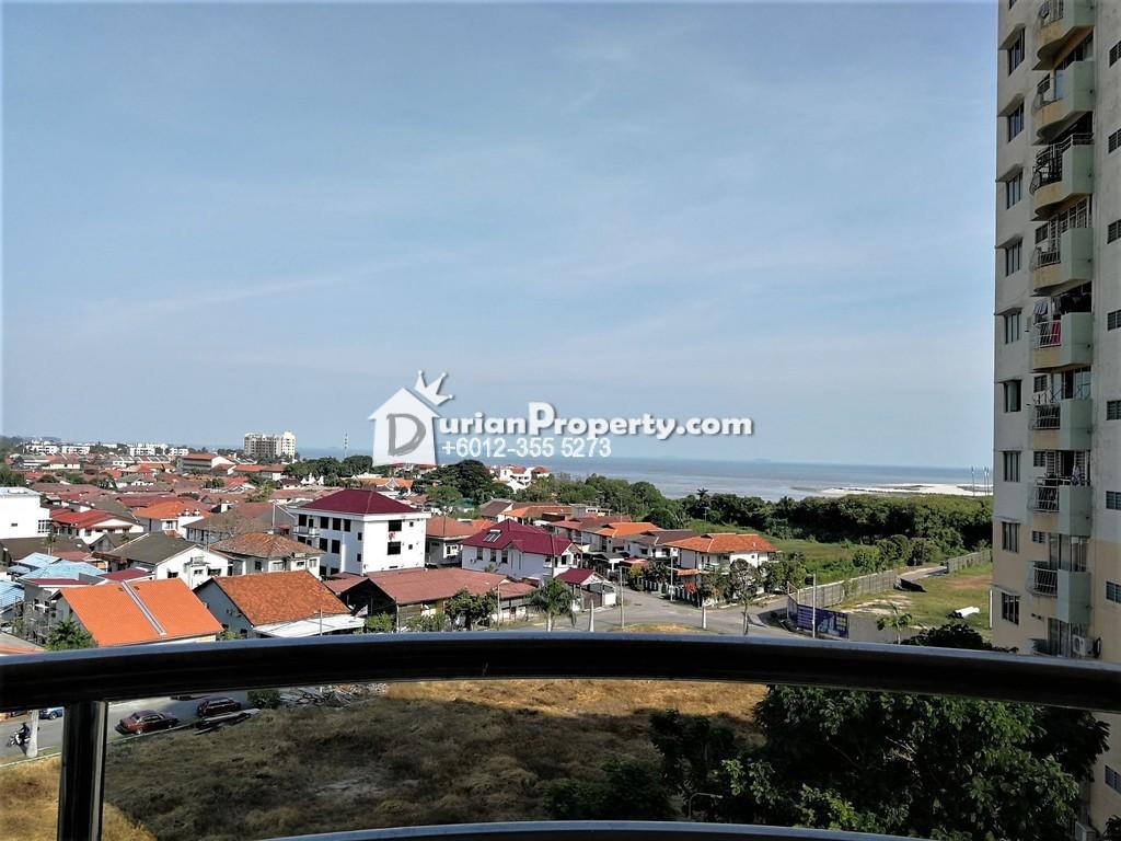 Condo For Rent at Garden City, Bandar Melaka