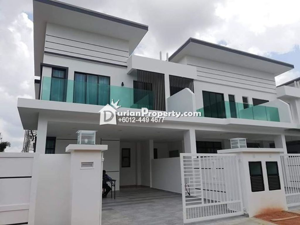 Terrace House For Sale at Nilai, Negeri Sembilan