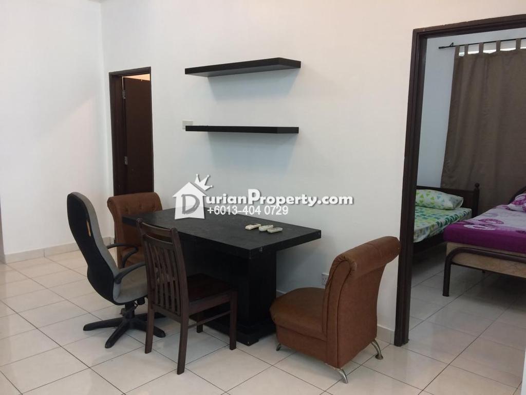 Condo For Rent at Casa Tiara, Subang Jaya